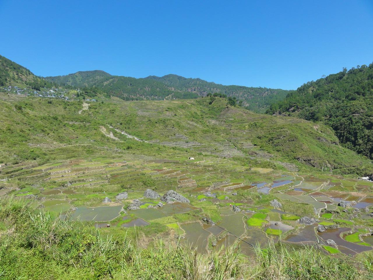 Rundreise Banaue Reisterrassen