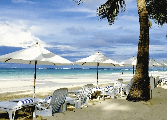 7N Boracay Regency Beach Resort